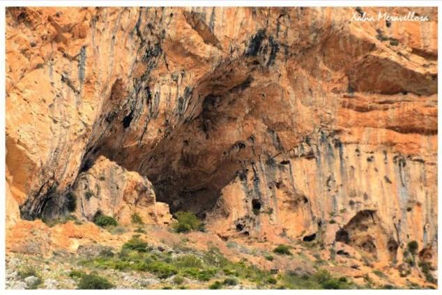 Imagen: La Cova del Montgó de Xàbia (Imagen: Xàbia Meravellosa)