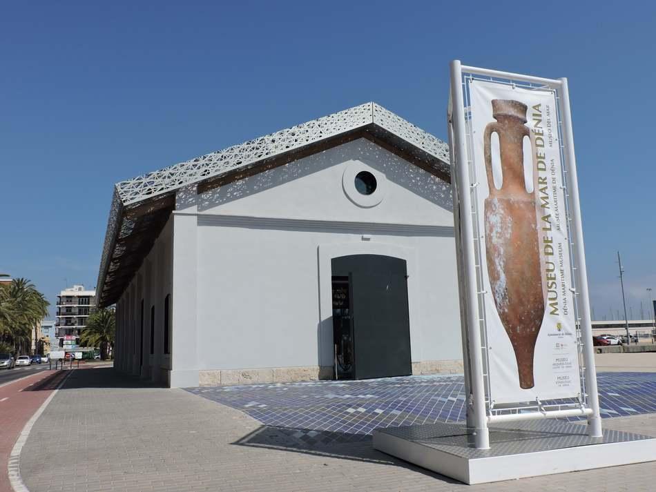Foto El Museu de la Mar de Dénia cambia el horario de apertura a partir de hoy