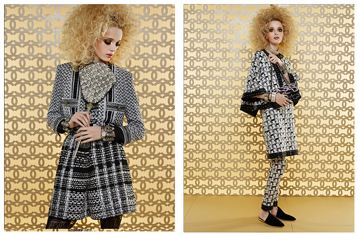 Chanel The Spirit Of The Cruise 2014 2015 Collection