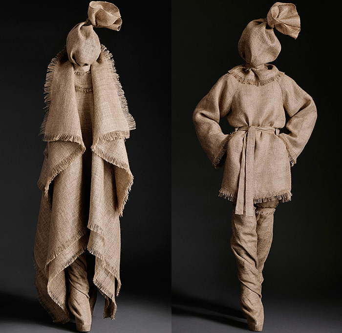 Image result for sackcloth clothing