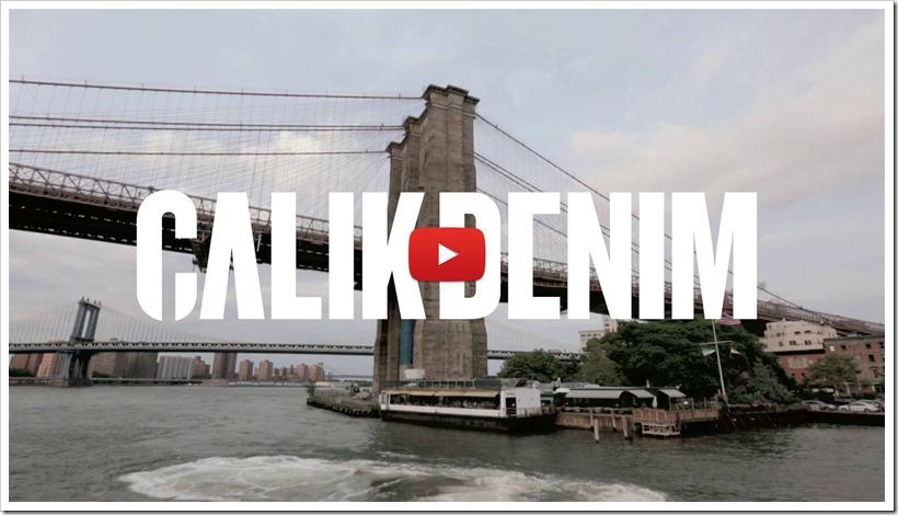Interview With Calik | Denimsandjeans