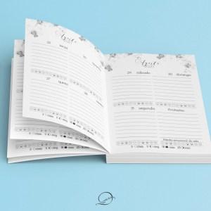 Agenda personalizada 2020 brochura - miolo