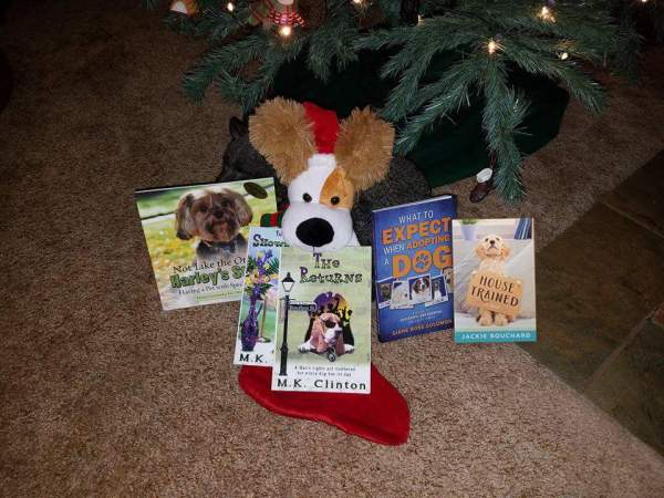 Holidays, Hounds and Hot Buys Authors