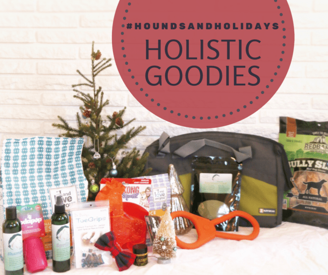 Holidays, Hounds and Hot Buys-Holistic Goodies