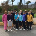 Almerimar golf school February 2018 team