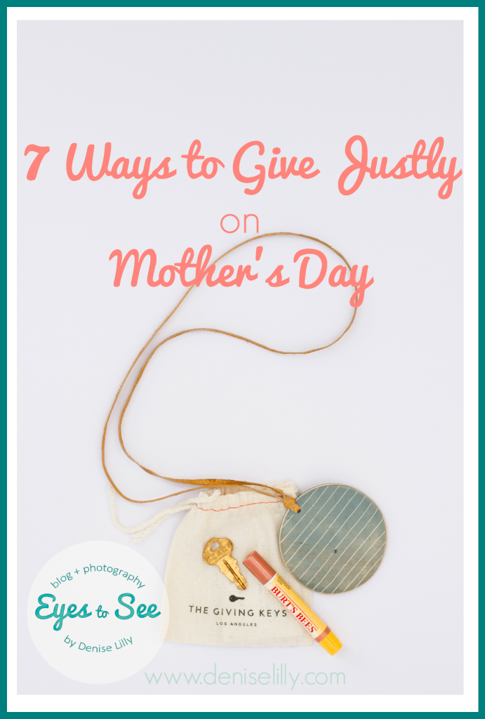 Give Justly Mother's Day