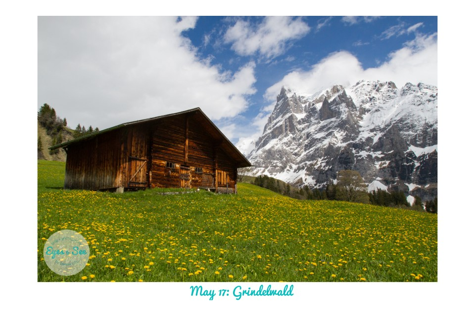 May 17 Grindelwald