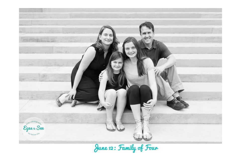 June 12 Family of Four