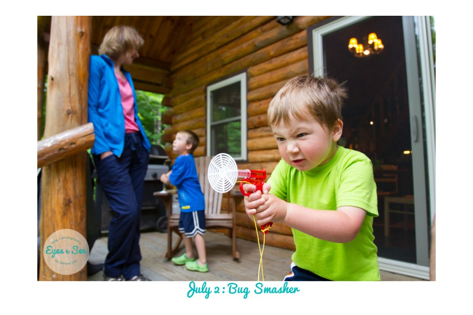 July 2 Bug Smasher