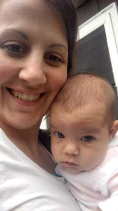 My little girl & I