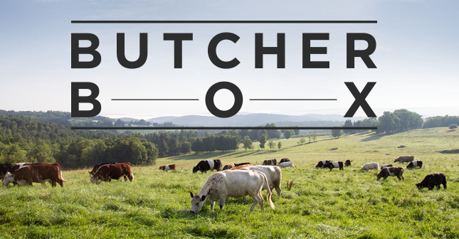 ButcherBox, grass-fed