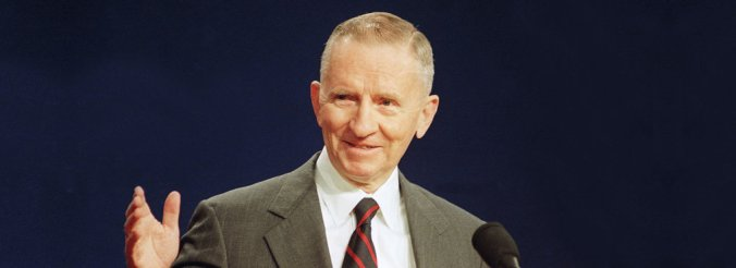 The legacy of Ross Perot