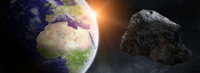 An apocalyptic asteroid and a shortage of french fries