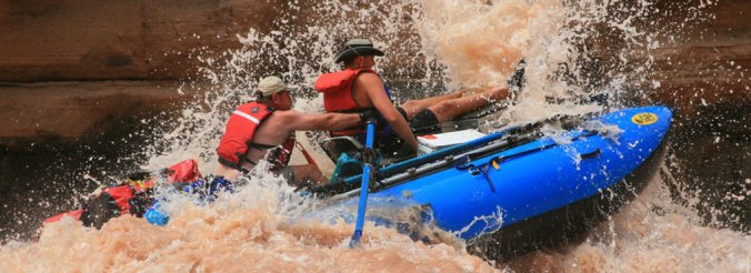 They went rafting for 25 days and came back to coronavirus: How to face the future in faith