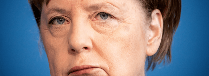 Angela Merkel is in isolation: The wrong and right way to fear COVID-19