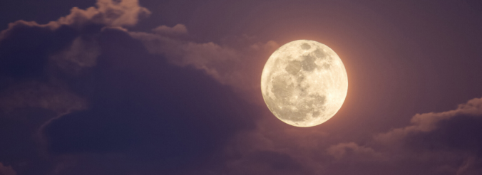 The brightest supermoon of the year