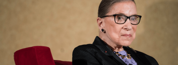 The death of Ruth Bader Ginsburg and our unique role in God's drama of the ages