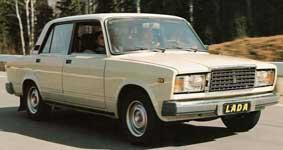 Автомодельное бюро: ВАЗ-2107