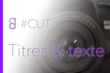Comment révéler un texte dans Adobe Premiere Pro ? 14