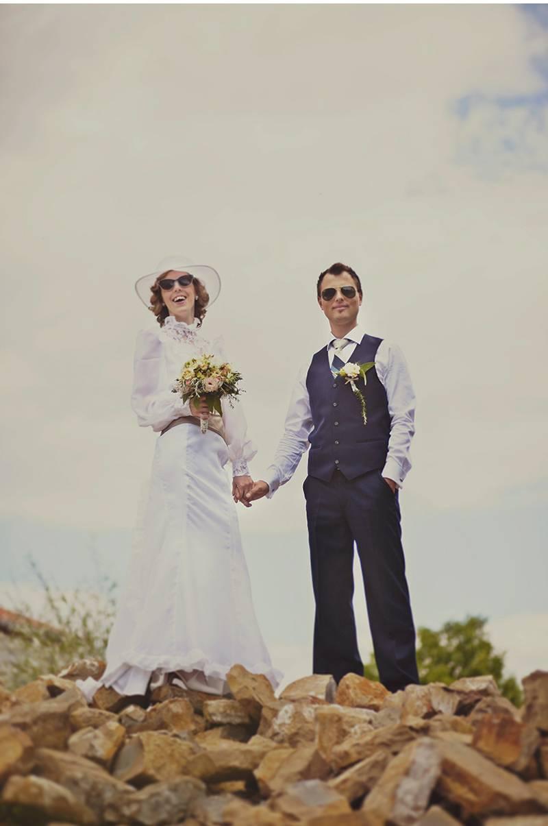 Poroka vintage wedding Izola and Portoroz marina