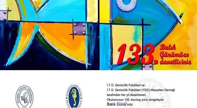 İ.T.Ü Denizcilik Fakültesi 133. Balık Günü – 2 Aralık 2017