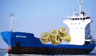Ukraynalı Denizcilik Şirketi Bitcoin Ödemesi İle Yük Taşıyacak