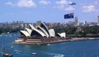 Avustralya'da Deniz Uçağı Düştü