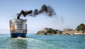 Gemilerden Kaynaklı Hava Kirliliği Marpol Annex VI