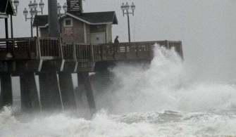 Tehlikeli Atlantik Havasına Dikkat