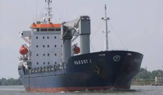 Paksoy-1 Gemisi Kuzey Denizinde Çatıştı