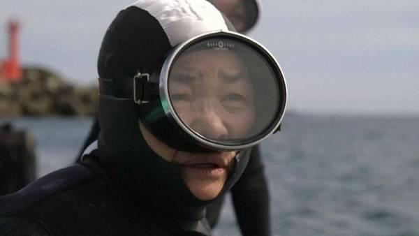 Japonyanın Dalgıç Nineleri