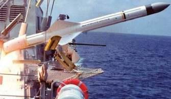 Türkiye'nin İlk Deniz Füzesi Atmaca