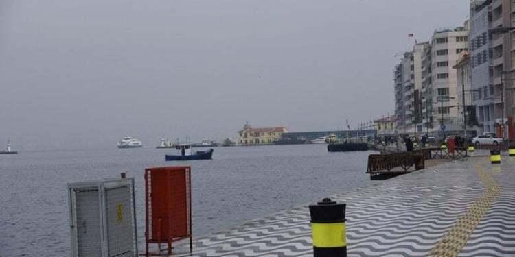 Pasaport Rıhtımı Tekne Park Oldu