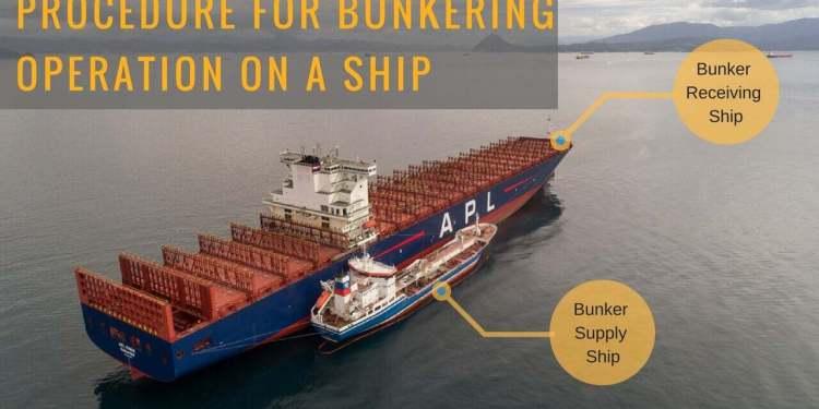 Gemilerde Yakıt Alma İşlemleri