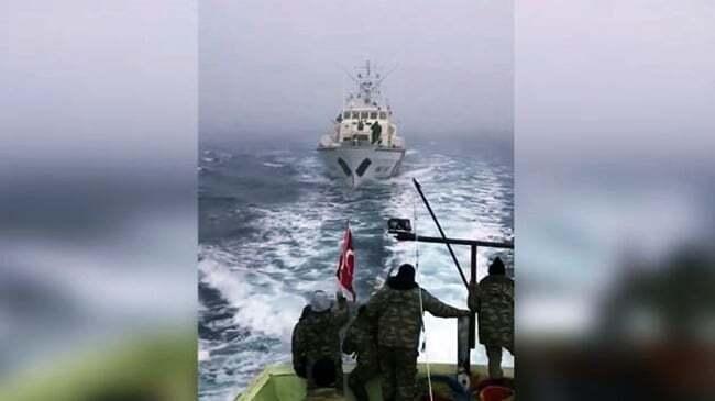 Romanya'da Türk Balıkçılara Ateş Açıldı. Yaralılar Var.