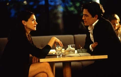 Coup de foudre ˆ Notting Hill Notting Hill 1999 Real : Roger Michell Hugh Grant Julia Roberts COLLECTION CHRISTOPHEL