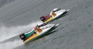 F1H2O Nations Cup 2012, Khor Fakkan; the race days are 28-30 March 2012. Picture by Arek Rejs/WWW.AREKREJS.COM