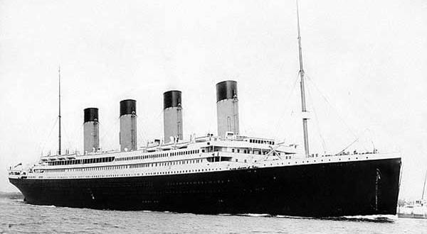 Titanic - wikipedia.org