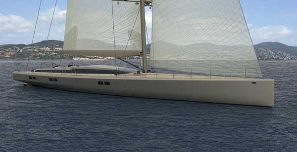 Ghost Yachts G130SS