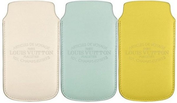 Louis Vuitton launches perforated soft cases in iconic patterns for iPhone 5s