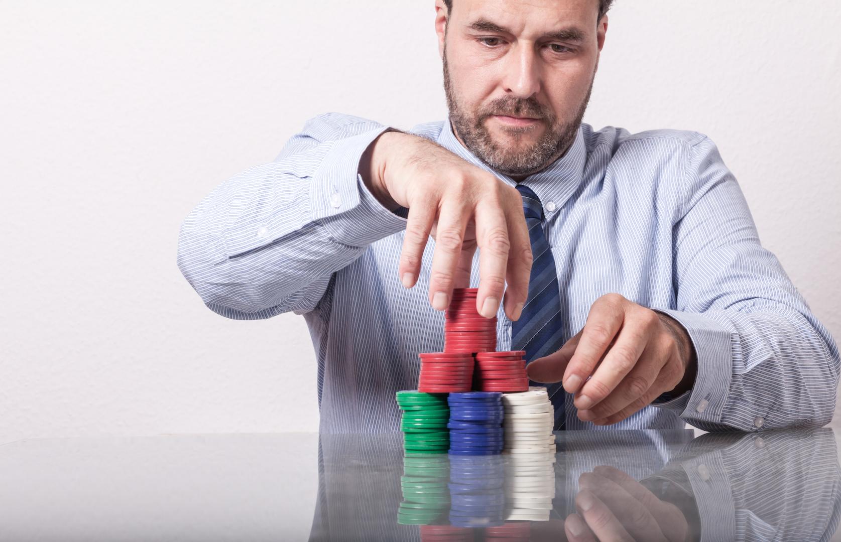Poker und Business