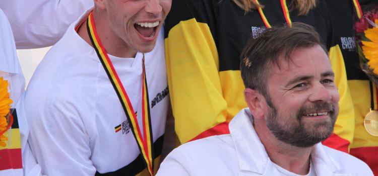 We hebben 3 Belgische Kampioenen!