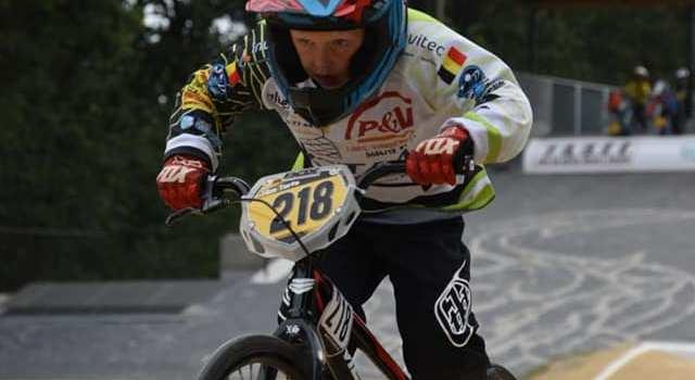 5de Flanders BMX Series Ravels