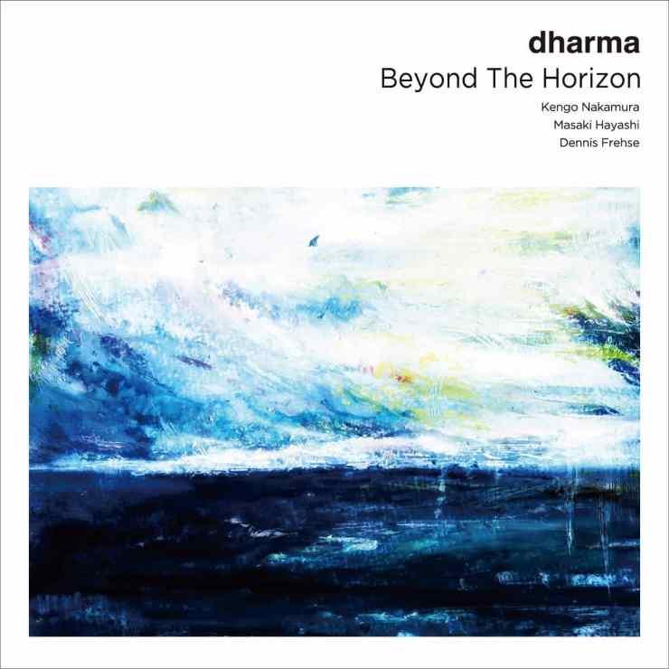 CD cover for Dharma Beyond the horizon.