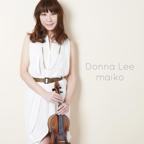 CD cover for Maiko Donna Lee.