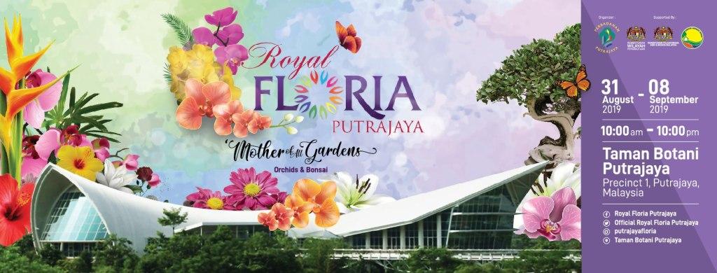 Pesta Floria Putrajaya 2019