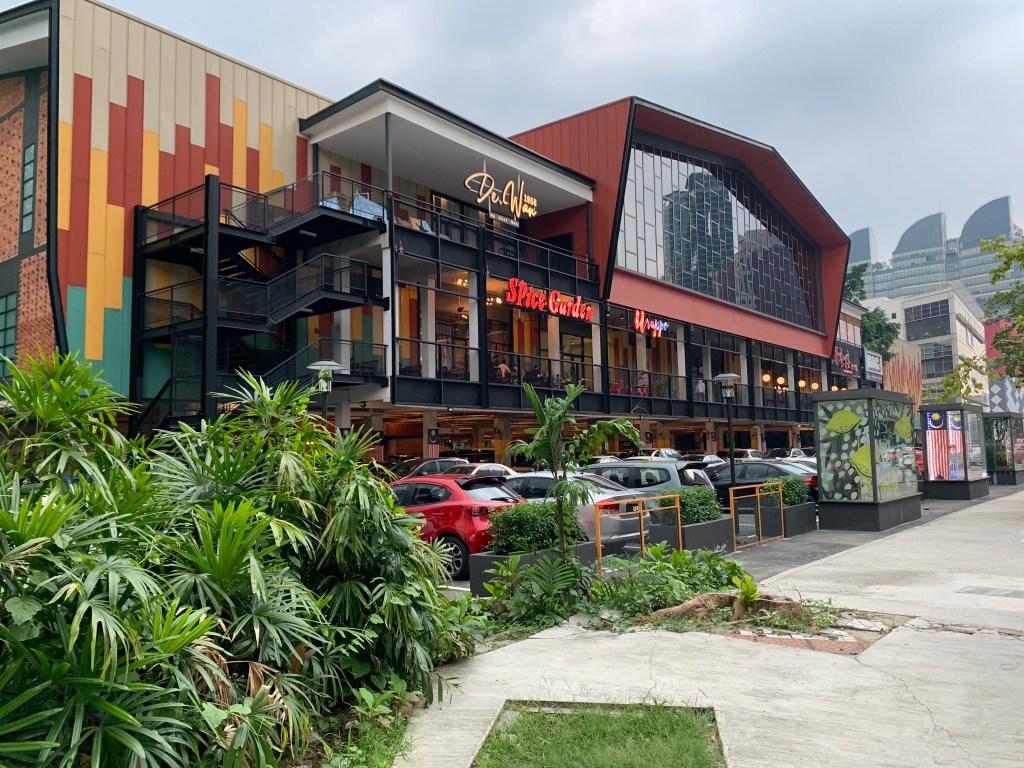 Restaurant Chef Wan