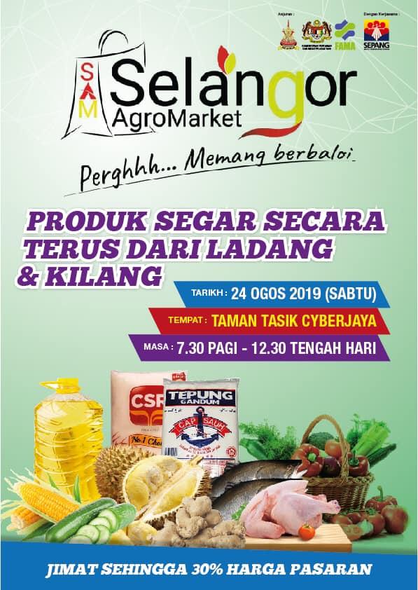 Selangor Agro Market