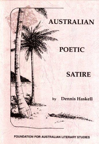 Australian Poetic Satire