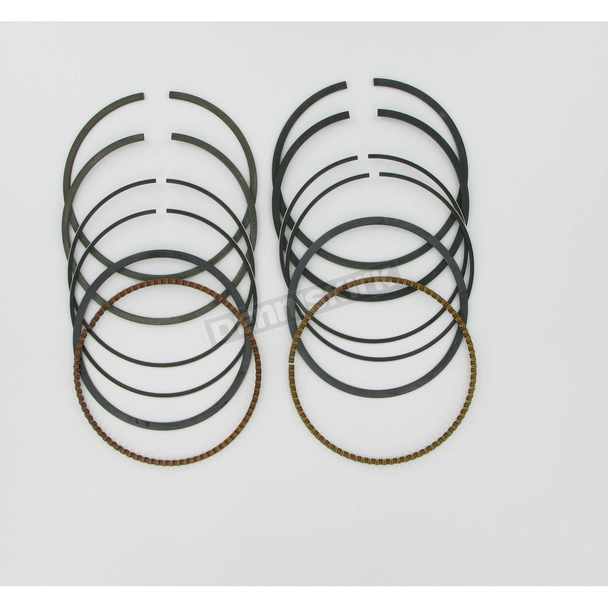 S Amp S Cycle Piston Rings For S Amp S 111 117 124 In Motors